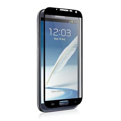 Samsung Galaxy Note II Nitro Glass Screen Protector- Black (700112929786)