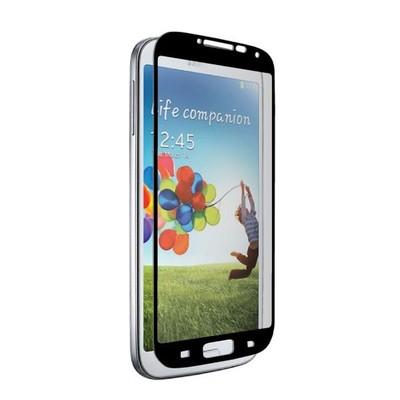 Samsung Galaxy S4 Case Compatible Screen Protector Nitro Glass - Black (700112929878)
