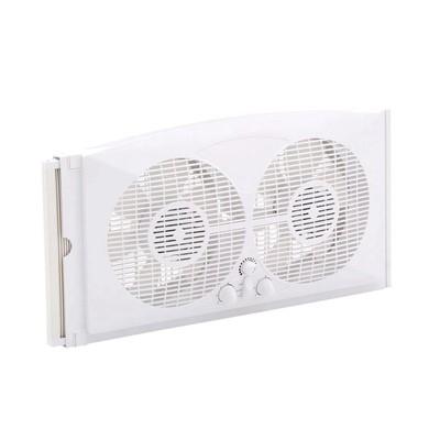 Ecohouzng 9 inch Twin Window Fan