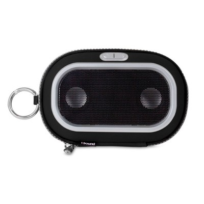 iSound Concert To Go Portable Speaker Case (Black) (845620016716)
