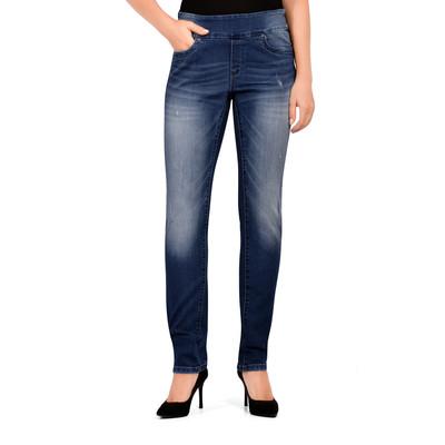 Bluberry Women's Nancy Slim Leg Denim