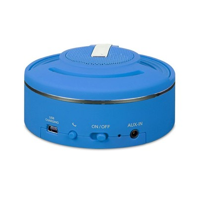 iSound Hang On Bluetooth Speaker with Microphone (blue) (845620053018)