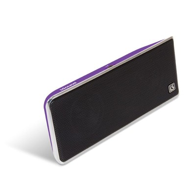 iSound GoSonic Portable Speaker - Purple (845620052325)