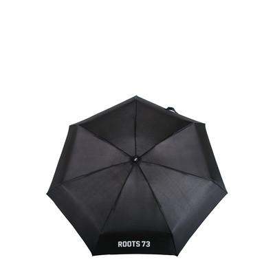 Roots Black Ultra Light Mini Manual Telescopic Umbrella