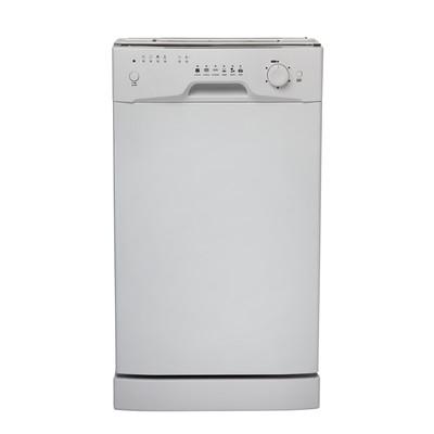 Danby Designer Dishwasher, 8 Place Standard Setting Built-In, White