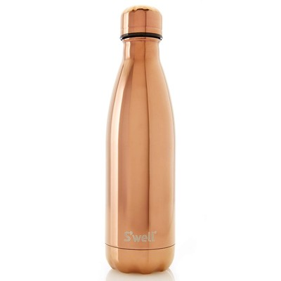 Swell ROSE GOLD METALIC 17 OZ WATER BOTTLE