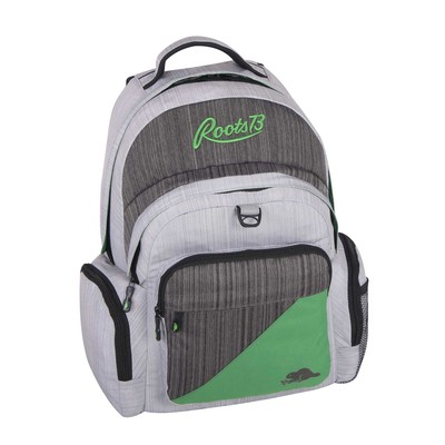 Roots 73 Backpack Compartment for Tablets in the Protective Sleeve