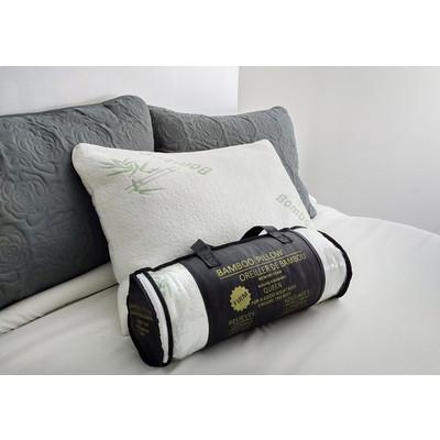 Home Aesthetics Bamboo Memory Foam Pillow (King / Queen size)