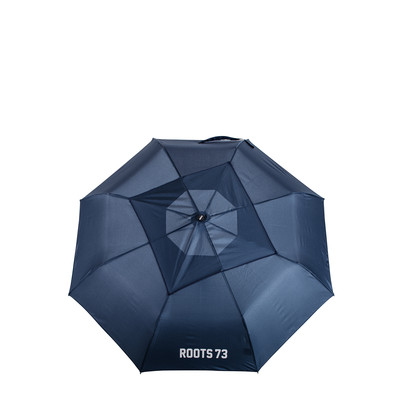 Roots Automatic Open/Close Telescopic Umbrella with Vented Canopy
