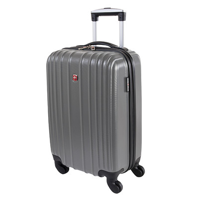 "Swiss Gear Sion Collection 20"" Hardside Spinner Luggage"