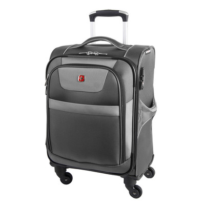 "Swiss Gear Neolite II 20"" Expandable Spinner Luggage"