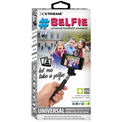 Selfie Stick - Black (8-05106-51961-2)