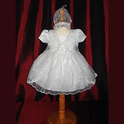 Christening Dress - White