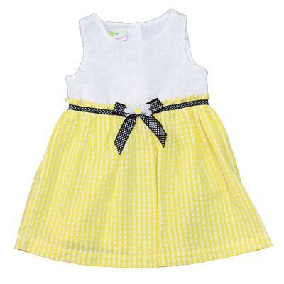 Samara Dress - Yellow