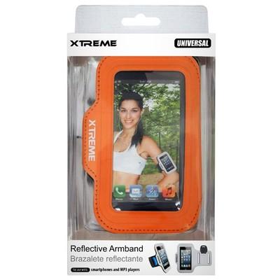 Reflective Armband for iPhone 5 - Orange (8-05106-50195-2)