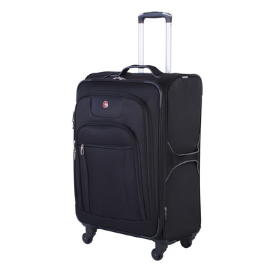 "Swiss Gear Vienna 24"" Expandable Softside Spinner"