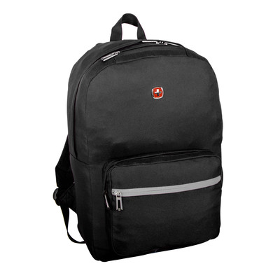 "Swiss Gear Backpack Fits 15.6"" Laptop and Tablet in a Protective Sleeve"