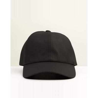 FAME       VEGAN LEATHER BASEBALL HAT