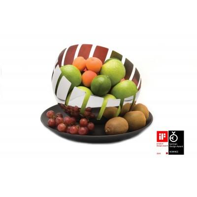 BergHOFF Zeno 2pc Fruit Bowl Set