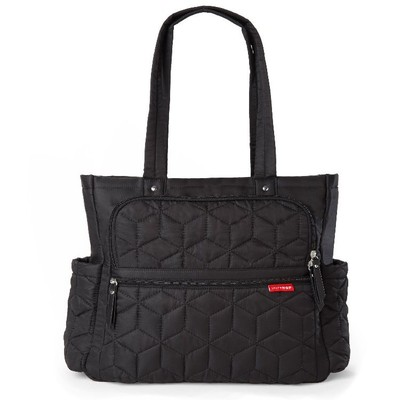 SkipHop Forma Pack and Go Diaper Tote - Black