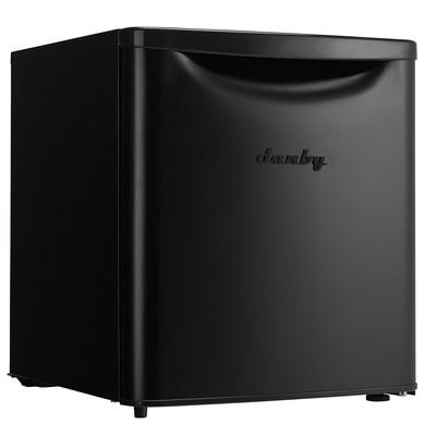 Danby Contemporaty Classic 1.7 cu. ft. Compact Refrigerator, Matte Black