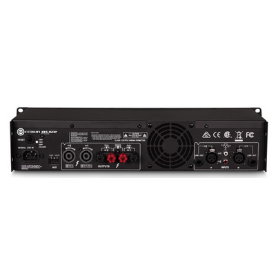 Crown CLS 1502 Two-Channel Power Amplifier - Crown - XLS1502