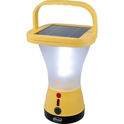 Radiance Solar powered LED lantern with USB Output