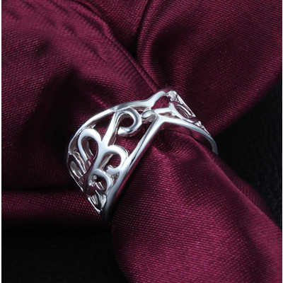 FIligree Style Knuckle Ring