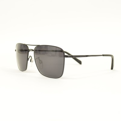 Jil Sander JS117S Sunglasses in BLACK