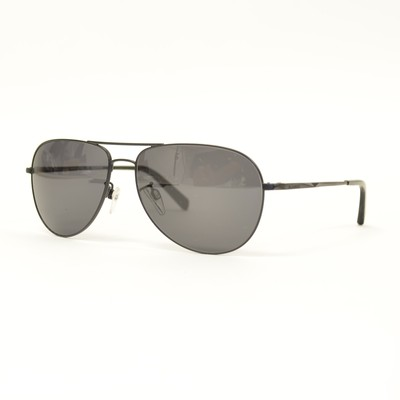 Jil Sander JS118S Sunglasses in BLACK