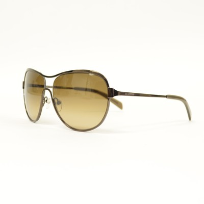 Jil Sander JS125S Sunglasses in BROWN