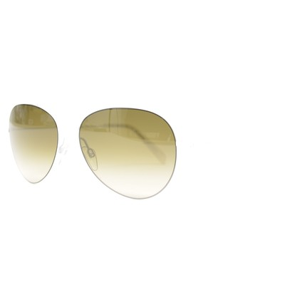 Jil Sander JS128S Sunglasses in WHITE