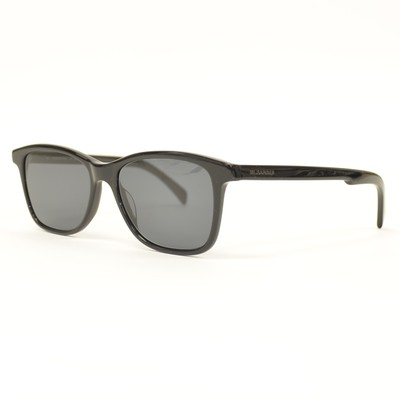 Jil Sander JS632S Sunglasses in BLACK