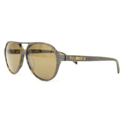 Jil Sander JS653S Sunglasses in TORTOISE