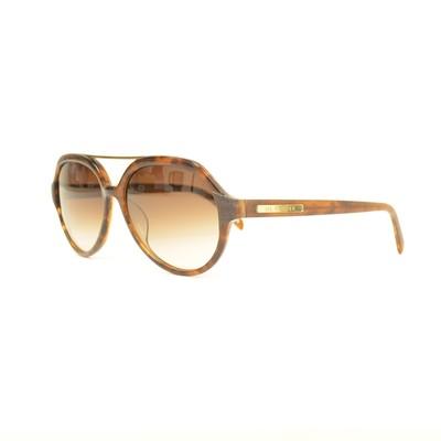 Jil Sander JS654S Sunglasses in HAVANA