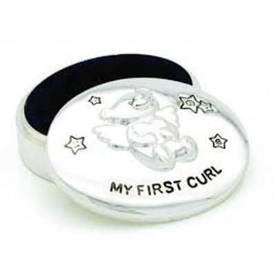 Teddy Bear My First Curl Box