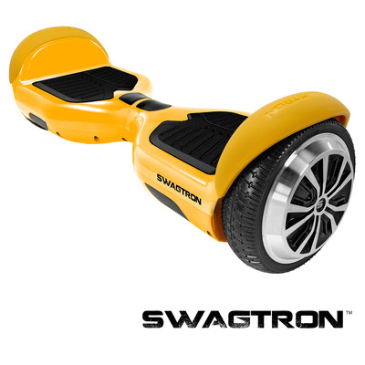 SWAGTRON T1 Self Balancing Electric Scooter, Gold (88570-8)