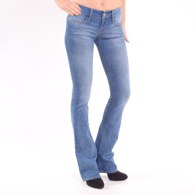 India Slim Boot Cut Jeans In Heart Of Glass