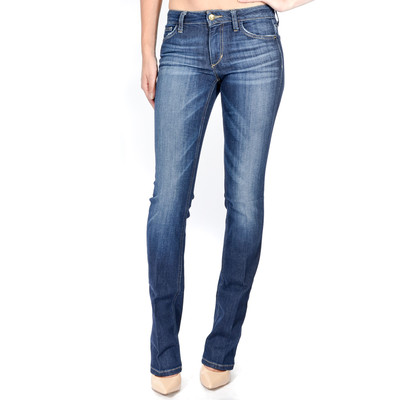 CURVY Bootcut Jeans In Beaven