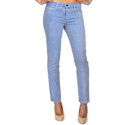 Skinny Ankle Jeans In Vioblu