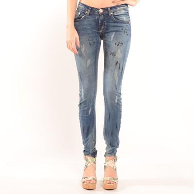 Bleu MarIne Loonies Jeans