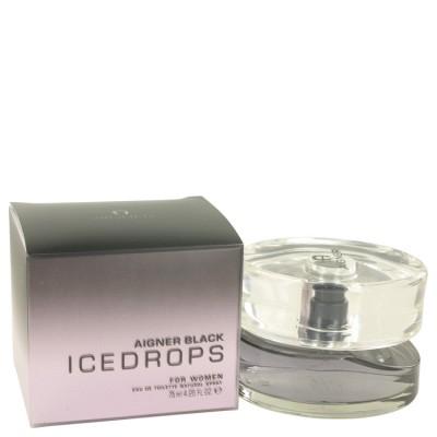Aigner Black Icedrops 75 ml Eau De Toilette Spray for Women