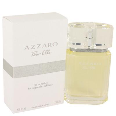 Azzaro Pour Elle 75 ml Eau De Parfum Refillable Spray for Women