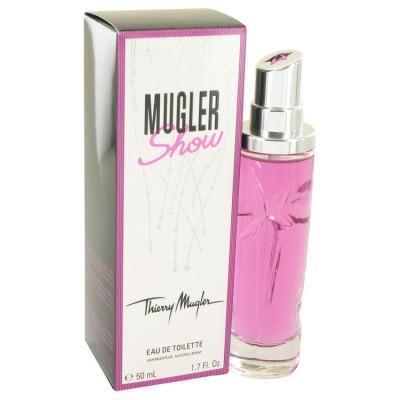 Mugler Show 50 ml Eau De Toilette Spray for Women