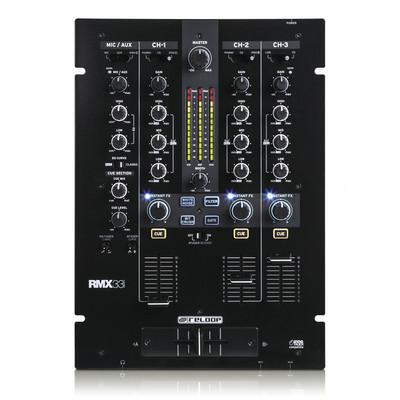 Reloop RMX-33i Mixer - Reloop - RMX-33I