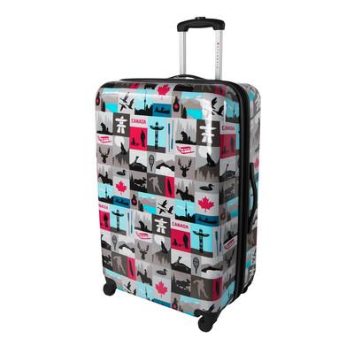 Atlantic Canadiana Expandable Hardside Spinner Luggage