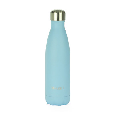 Minimal Stainless Steel Insulated Water Bottle - Limpet 500ml