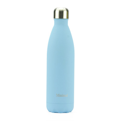 Minimal Stainless steel Insulated Bottle - Limpet 750ml