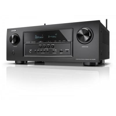 "Denon AVR-S720W 7.2 Ch 4K Ultra HD AV Receiver ""B-Stock"" (AVR-S720W B-Stock)"