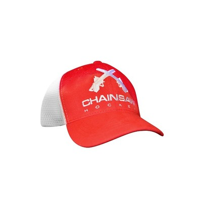 Chainsaw Brands Snap Back Hockey Cap